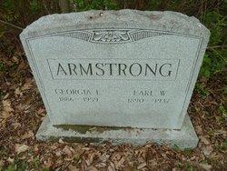Georgia Lillian <i>Beam</i> Armstrong