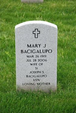 Mary Josephine <i>Finn</i> Bacigalupo