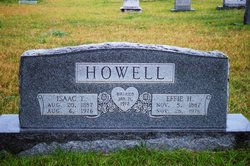 Effie <i>Hoover</i> Howell