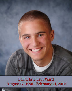 LCpl Eric Levi Ward