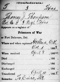 Thomas Jefferson Thompson