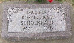 Korliss K. Schoenhard