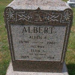 Allen A Albert