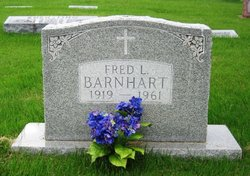 Frederick L. Fred Barnhart