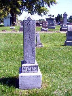 Sinah <i>Bell</i> Adams