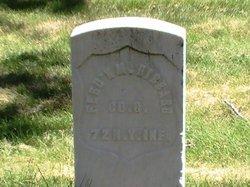Pvt Frederick Miles Hibbard