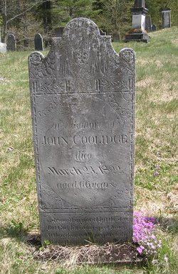 Capt John Coolidge
