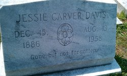 Jessie C. Carver Davis