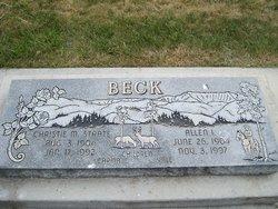 Allen Ishmael Beck