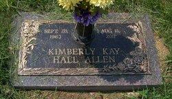 Kimberly Kay Kim <i>Hall</i> Allen