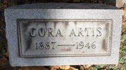 Cora <i>Green</i> Artis
