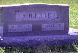 Albert Dole Fulford