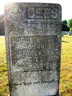 Rufus Allen Dees