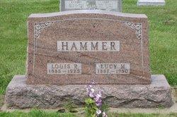 Lucile M Lucy <i>Dunbar</i> Hammer