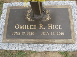 Omilee <i>Rogers</i> Hice