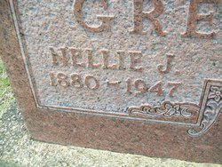 Nellie Jane <i>Brown</i> Gregory