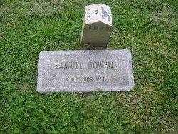 Samuel Howell