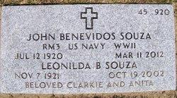 John Benevidos Clarkie Souza