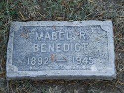 Mabel Ruth <i>Stevens</i> Benedict