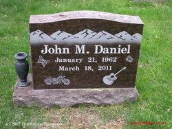 John Michael Daniel