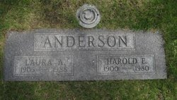 Laura Anetta <i>McBride</i> Anderson