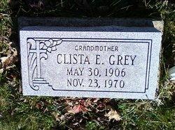 Clista E Grey