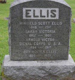 Roy Holten Ellis