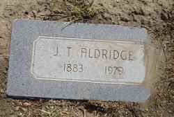 Jasper T. Aldridge