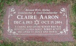 Claire Aaron
