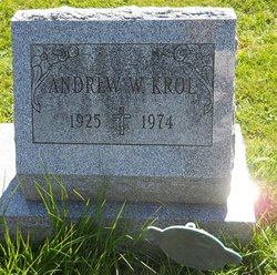 Andrew W Krol