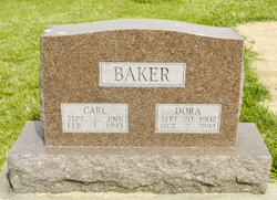 Dora Belle <i>Gordon</i> Baker