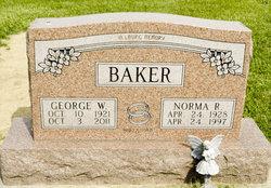 Norma Ruth <i>Lynch</i> Baker