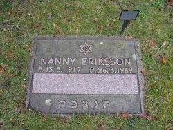 Nanny Eriksson