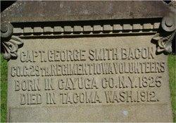Capt George Smith Bacon