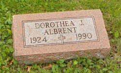 Dorothea J <i>Smith</i> Albrent