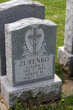 Helen M Zurenko