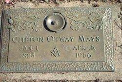 Clifton Otway Mays