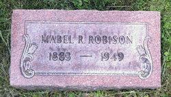 Mabel Rose <i>James</i> Robison