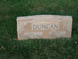 Bertha F Duncan