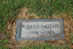 Julianus (Julius) Shorty DeKeyrel