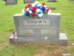 Charles Ebenezer Brown
