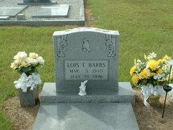 Lois T Barrs
