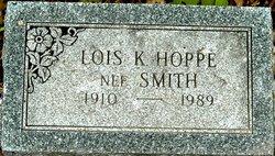Lois K <i>Smith</i> Hoppe