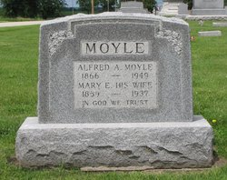 Alfred A Moyle
