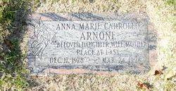 Anna Marie <i>Carrollo</i> Arnone