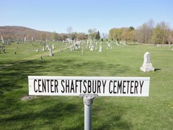 Center Shaftsbury Cemetery