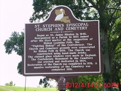 Saint Stephens Episcopal Church Cemetery