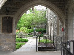 Saint Peter's Episcopal Church Memorial Garden