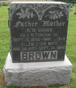 C. W. Brown