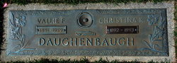 Christina K. <i>Mueller</i> Daughenbaugh